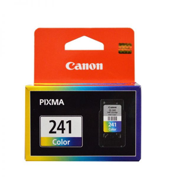 Cartucho Canon CL 241 Tricolor Normal/XL