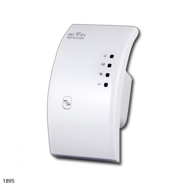 REPETIDOR WIFI WIRELESS-N 300Mbps 802.11N