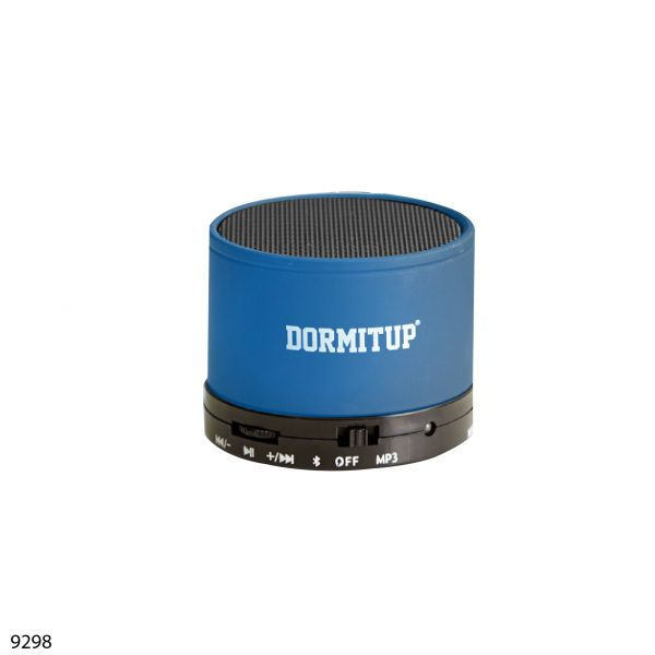 Bocina Bluetooth Speaker DORMITUP Pump It Up / Auxiliar / RN-143300 / Slot Micro SD / Incluye Cable USB